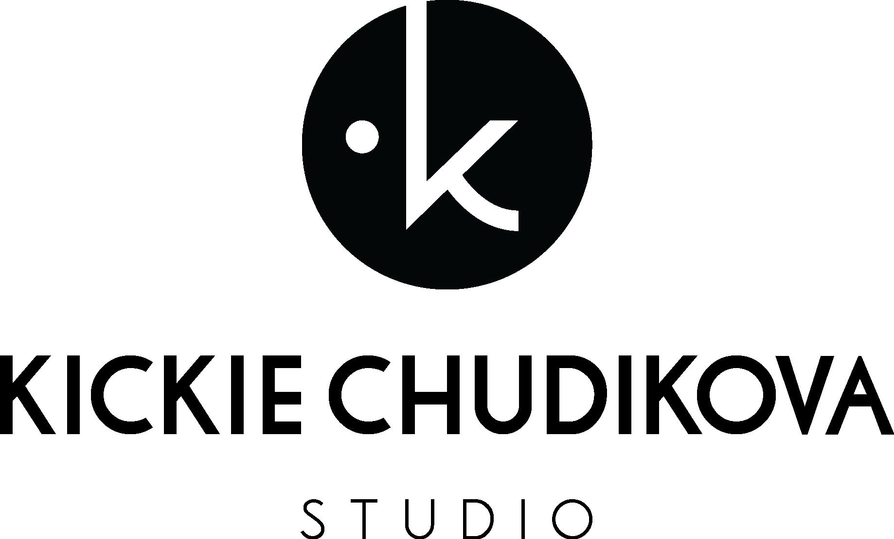 kickie chudikova logo
